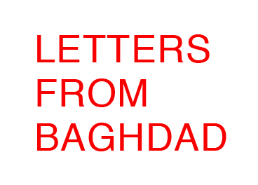FILM: Letters from Baghdad-logo